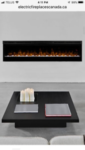 New Dimplex BLF7451 Electric Fire Place
