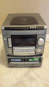 Vintage 90's stereo!