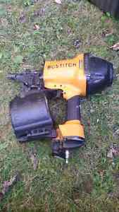 Ridgid stick nailer and bostitch coil nailer and router Kitchener / Waterloo Kitchener Area image 4