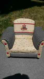 Child's Padded Rocking Chair Peterborough Peterborough Area image 1