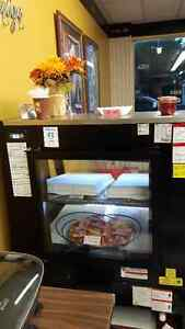 Deli  or bakery lighted refridgerated display case.best offers