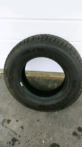 2 NEW Tires - Michelin LTX M/S LT225/75/R16