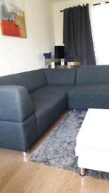 Three seater sofa+ chair/ Corner sofa