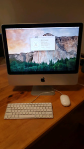 20 inch iMac in excellent condition