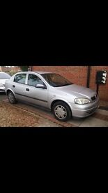 Breaking for spares only 52 plate 1.4 petrol silver all parts available ??? Vauxhall Astra