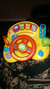Vtech learning wheel