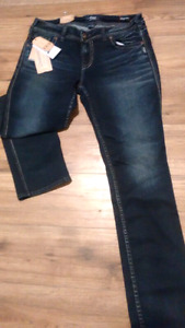 29x30 Silver jeans