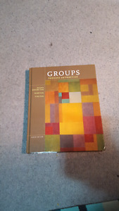 Groups process and practice textbook