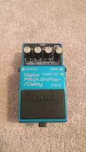 Extremely Rare Boss PS2 Delay/ Pitchshifter Pedal