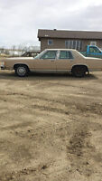 1987 Ford Grand Marquis Other