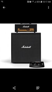 Marshall code 100 with cab