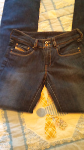 REDUCED!! Diesel jeans size 26