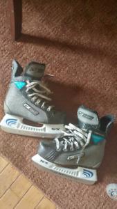 Nike Bauer Supreme Pro Ice Skates
