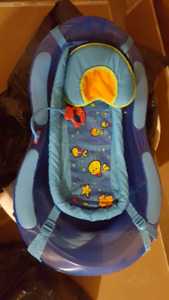 3stage seat/rocker and baby Tub/Graco's Pack 'n Play Playard Re