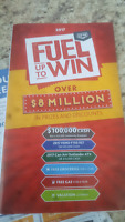 Fuel up to win stamps