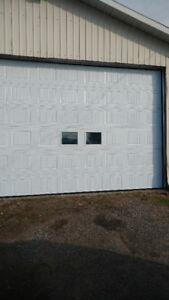 porte de garage 8×8