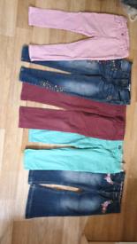 Girls clothes bundle 4-6