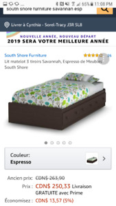 Set de chambre enfant, lit simple , jumeau, capitaine
