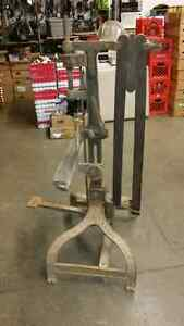 Antique woodworking mortise machine  London Ontario image 3