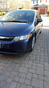 2006 Honda Civic 5SPD Manual Transmission