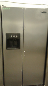 Frigidaire Double Door Stainless Steel Gallery Series