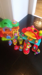 Weebles - Treehouse and Preschool Toys