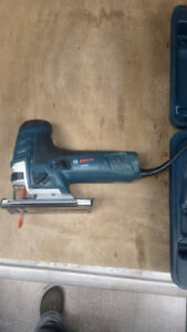 Bosch Barrel Grip Jig Saw