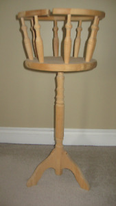 SoIid Wood Plant Stand