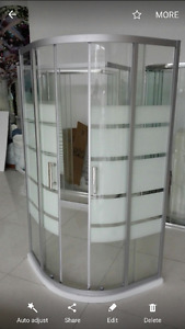 Shower Enclosure with glass