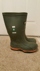 New Baffin Icebear Rubber Boots