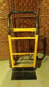 Small Metal Dolly & Wheeled Tool Chest