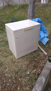 5 cu. ft deep freezer