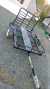 4x6 utility trailer