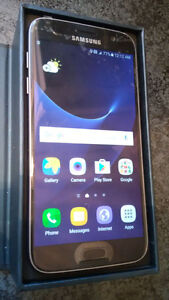 New Samsung Galaxy S7 Black Onyx 32GB UNLOCKED ~ WARRANTY