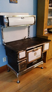 Early 1900s Master Climax Woodstove