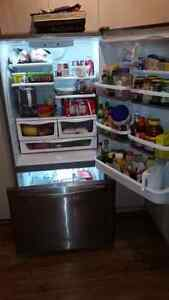 Stainless steel refrigerator  West Island Greater Montréal image 3