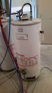 2 Hot Water Tanks Available