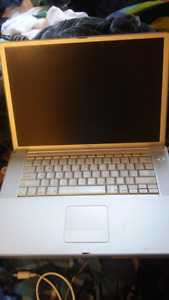 Mac laptop power book G4 80 o.b.o