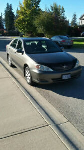 2003 Toyota Camry Sedan (Kelowna) (Reduced)