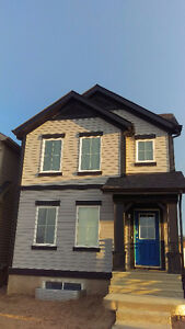 BRAND NEW 3 Bedroom Home For Rent With Dbl Garage in SW Edmonton
