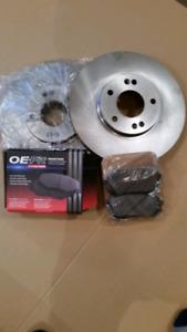 Tucson/Sportage brakes