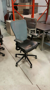 Office Chairs - Haworth Zody Task - Ergonomic Chair