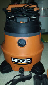 Rigid Wet/Dry Vac 14 U.S. Gallon/53 Liter