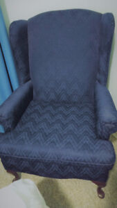Chairs, paintings, rug, home decor, pillows etc for sale