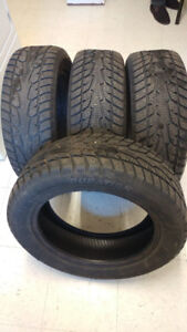 205 55 R16 Duration Winter Tires for sale