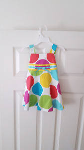 Toddlers dress size 18 months