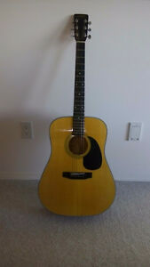 Acoustic Guitar - Sigma by Martin DM3