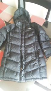 Manteau hiver North Face fille