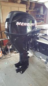 25 HP Mercury Outboard