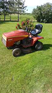 Lawn Tractor - Works Perfect!